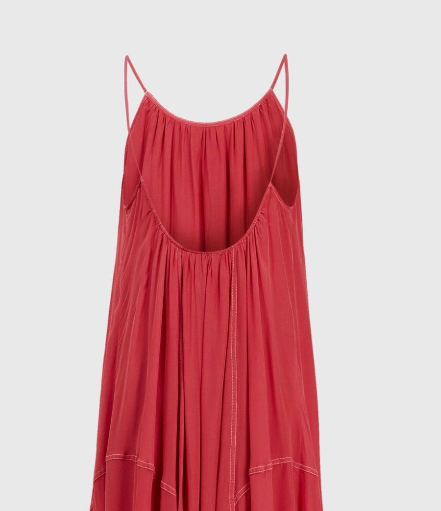 Womens Amor Dress (roseland_pink) - Image 4