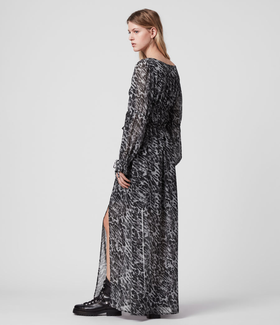 Mujer Kimi Ambient Dress (pale_grey) - Image 5