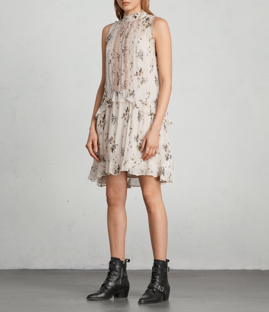 Womens Mina Buttercup Dress (pale_pink) - Image 3
