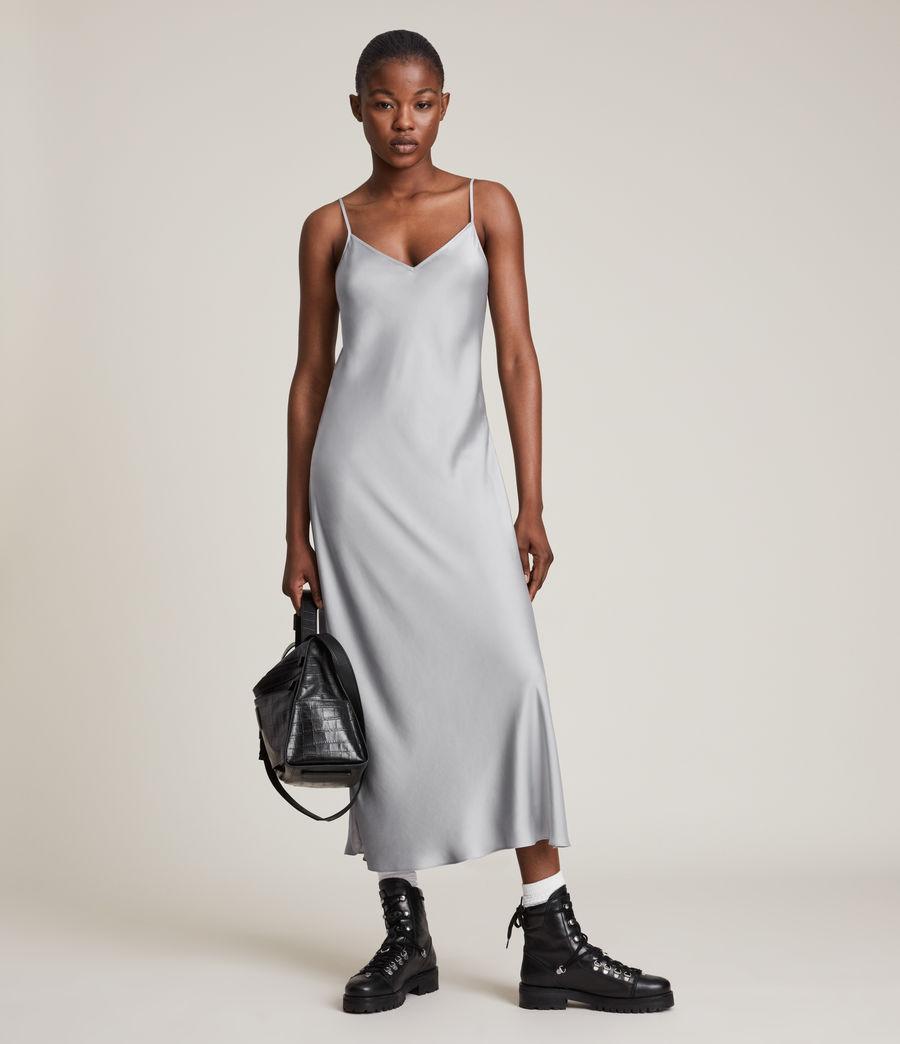 Women's Darla Tiana 2-In-1 Dress (thunder_grey) - Image 3