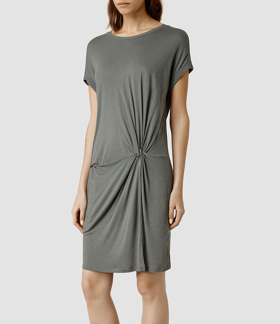 Women's Mast Mar Dress (Anthracite) - product_image_alt_text_2