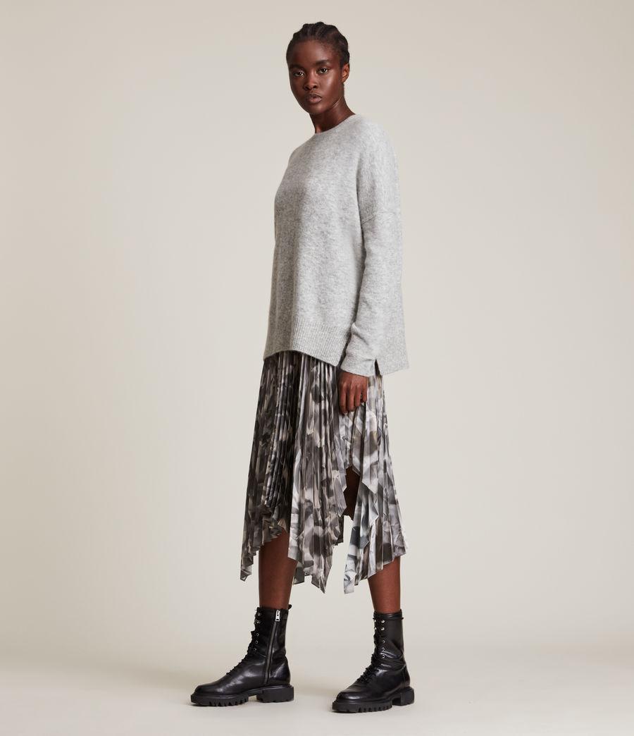 Damen Lerin Brecon 2-In-1 Dress (metallic_grey) - Image 4