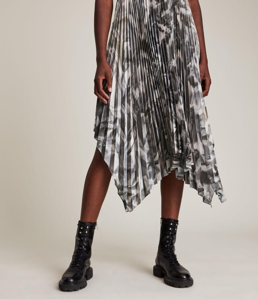 Damen Lerin Brecon 2-In-1 Dress (metallic_grey) - Image 5