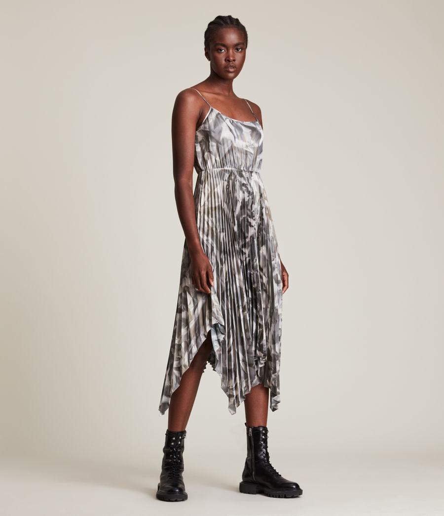 Damen Lerin Brecon 2-In-1 Dress (metallic_grey) - Image 6