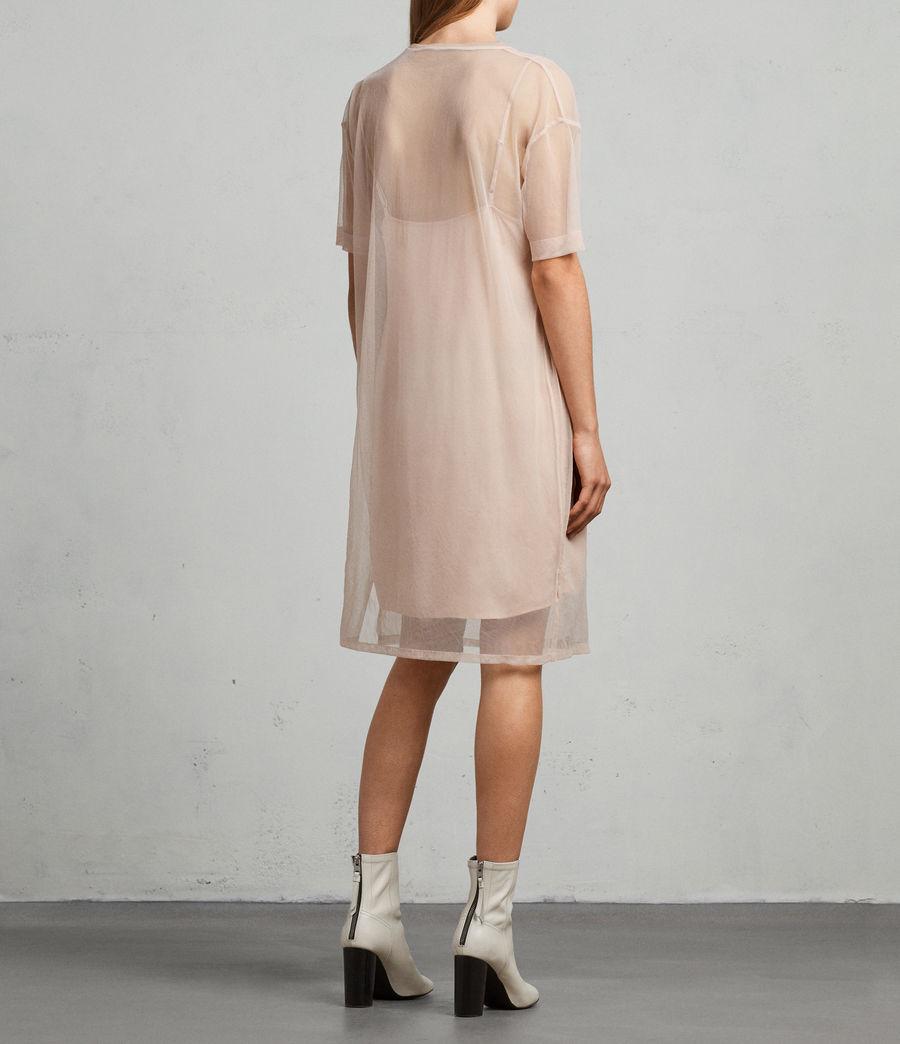 Femmes Robe Kyla (pale_pink) - Image 4
