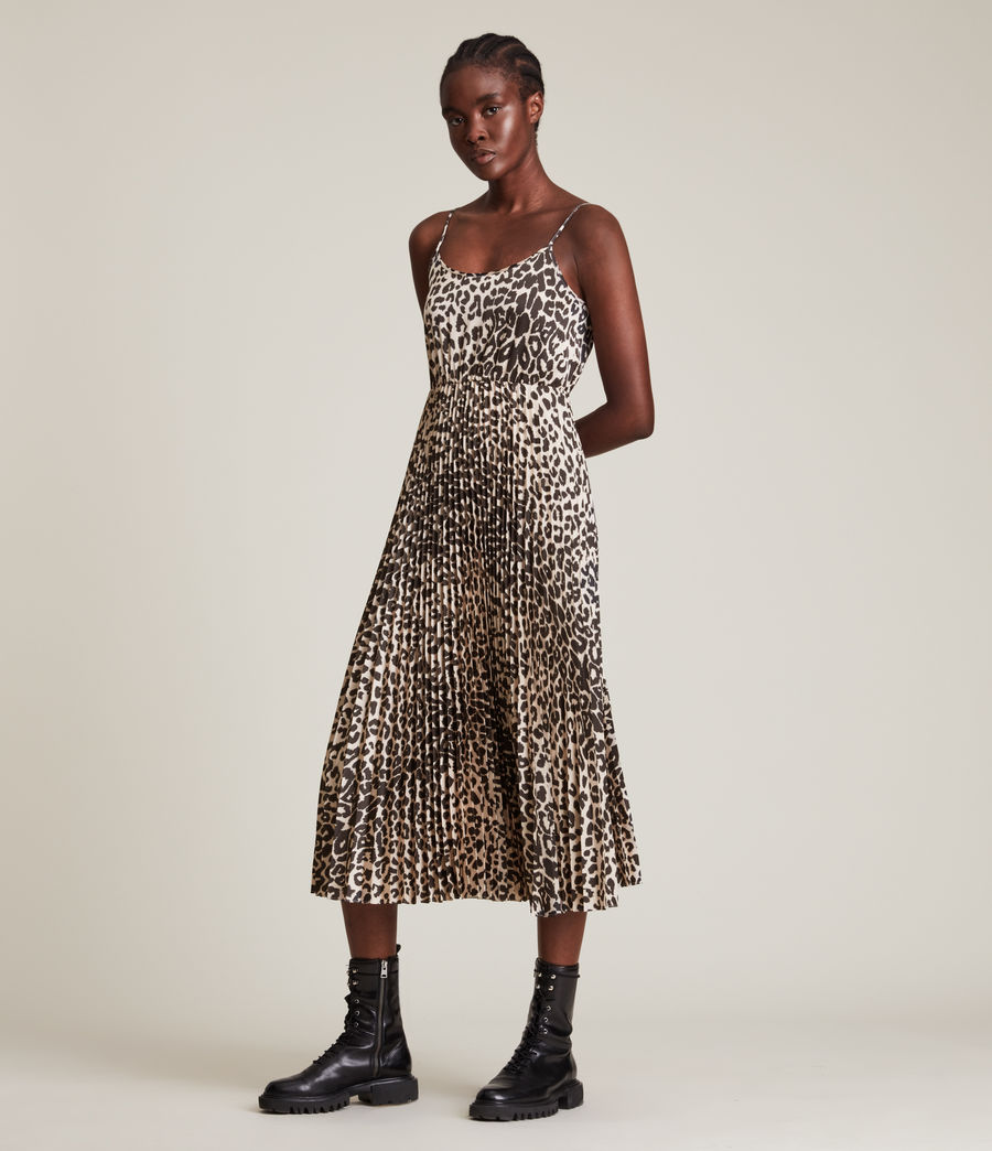 Women's Leowa 2-In-1 Dress (black_porcelain) - Image 3