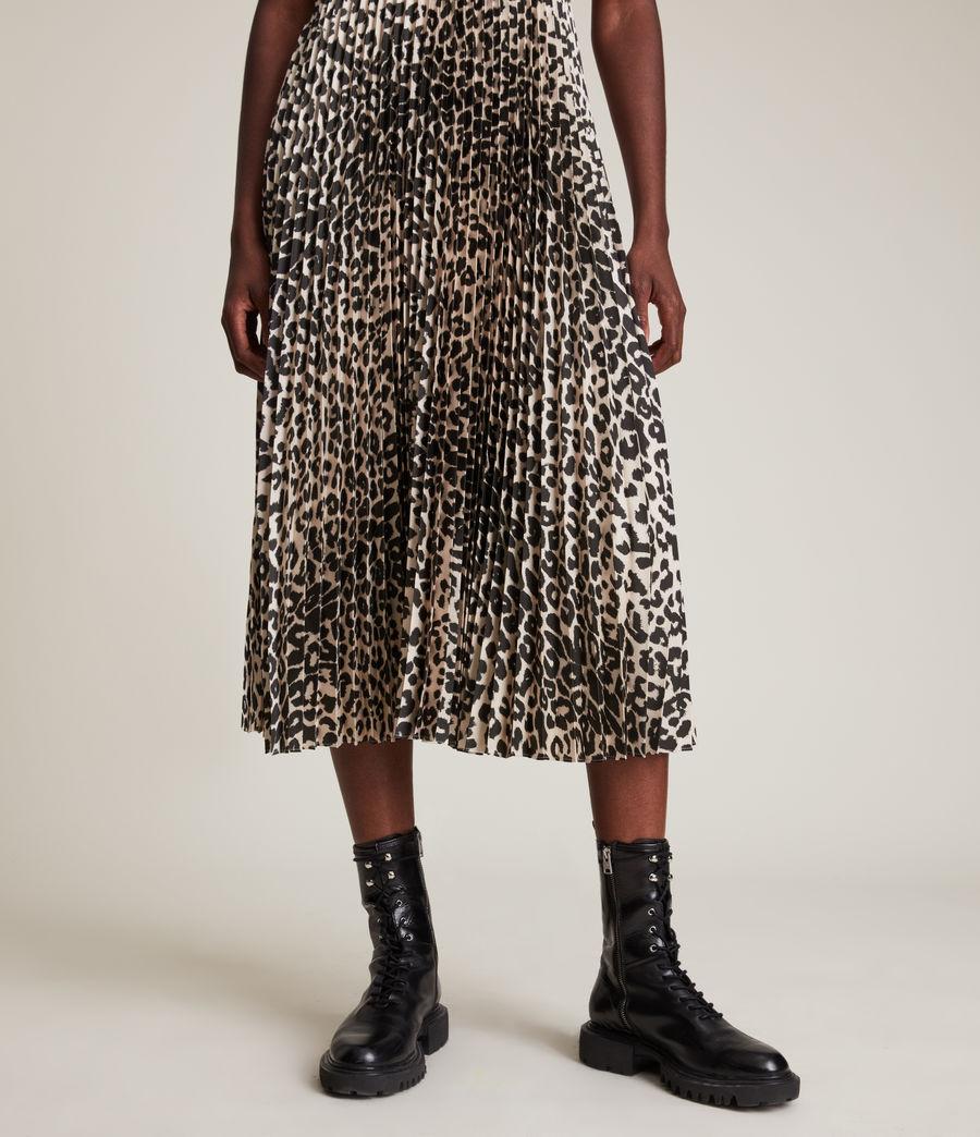 Women's Leowa 2-In-1 Dress (black_porcelain) - Image 4