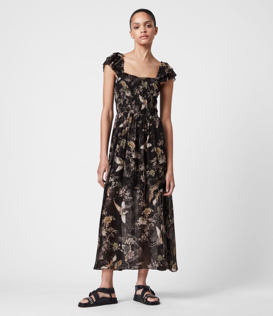 Women's Mali Amare Dress (black) - Image 1