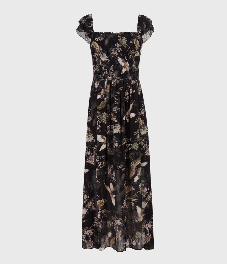 Women's Mali Amare Dress (black) - Image 2