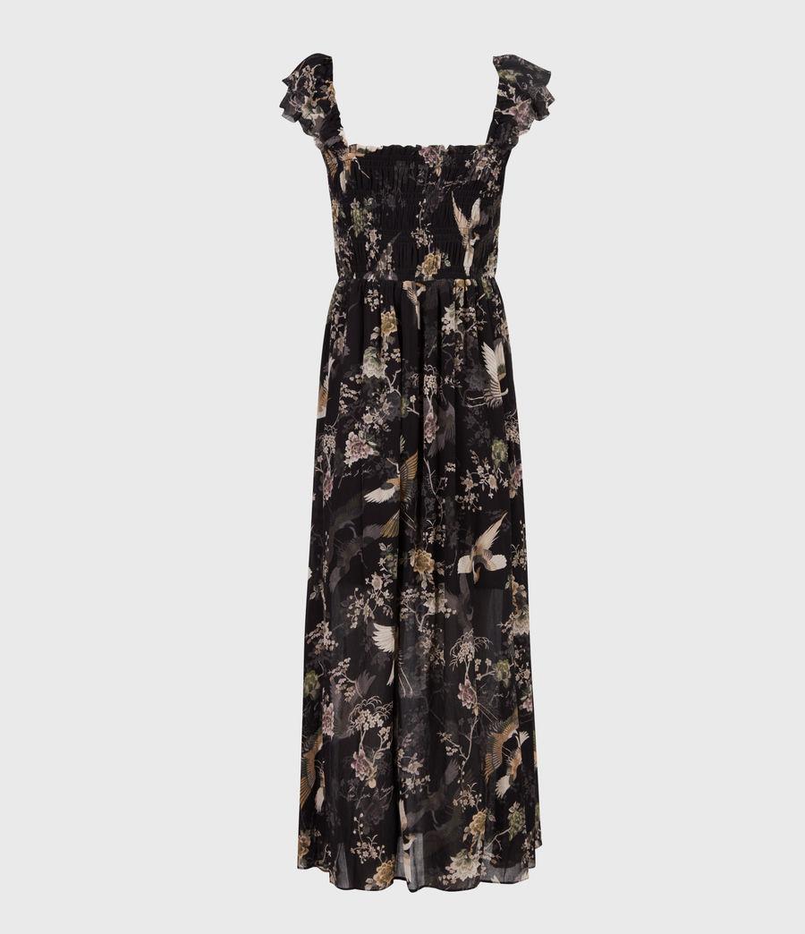 Women's Mali Amare Dress (black) - Image 3