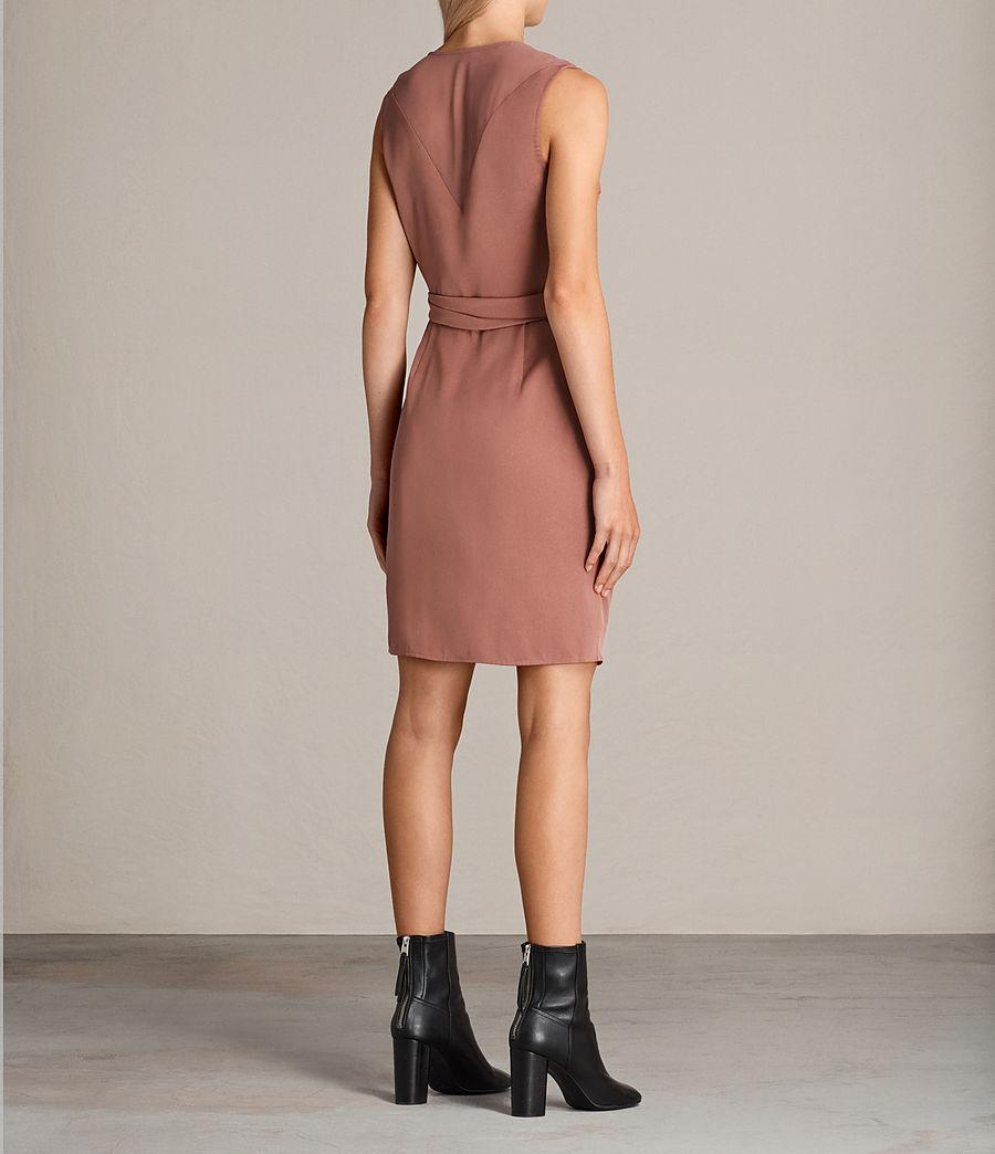 Womens Anika Dress (ash_rose_pink) - Image 7