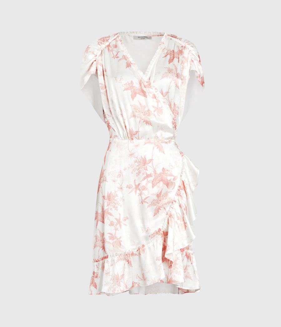 Womens Zini Evolution Dress (pink) - Image 2