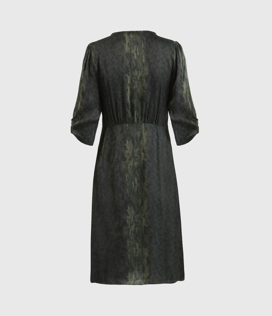 Damen Kota Masala Dress (forest_green) - Image 2