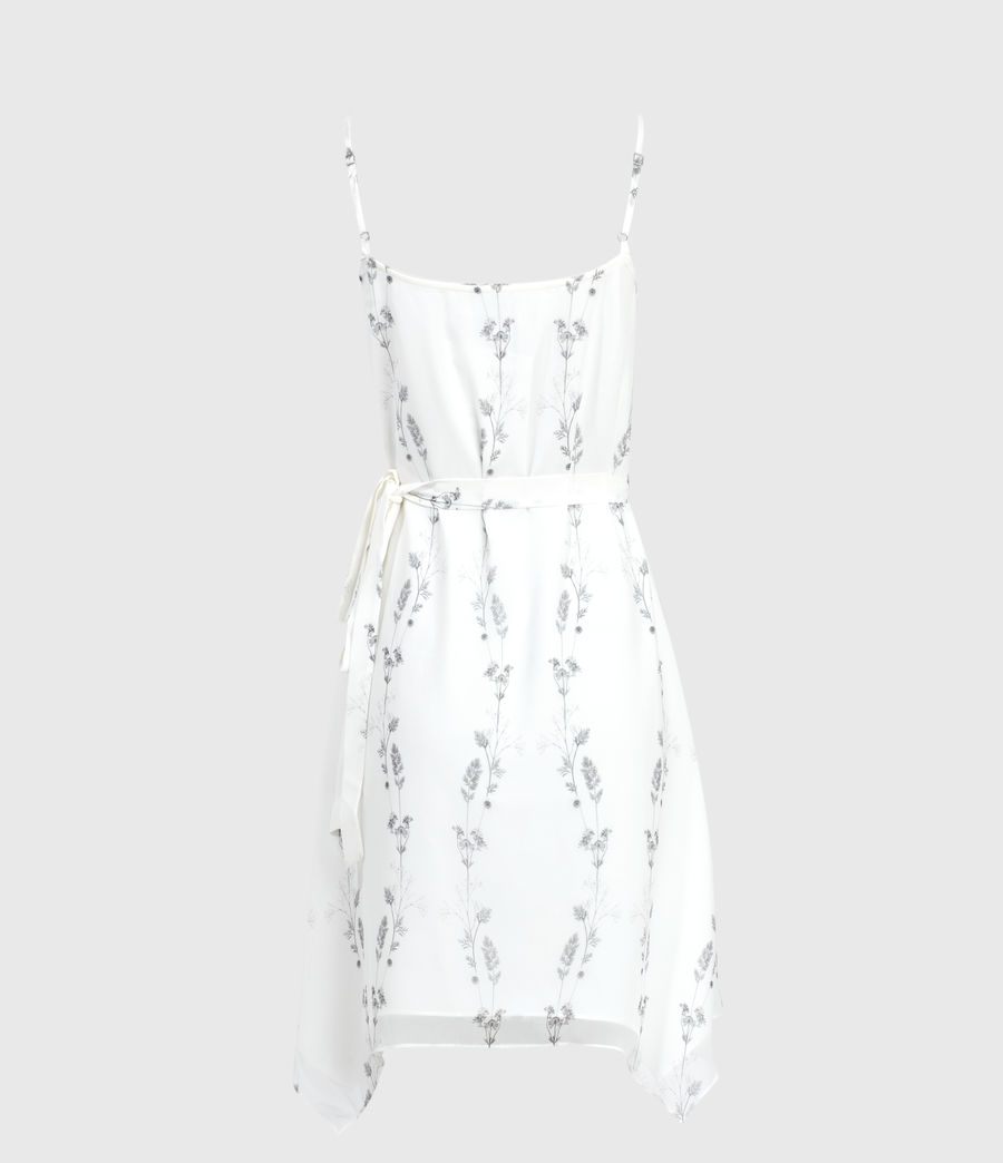 Womens Zia Varanasi Dress (chalk_white) - Image 2