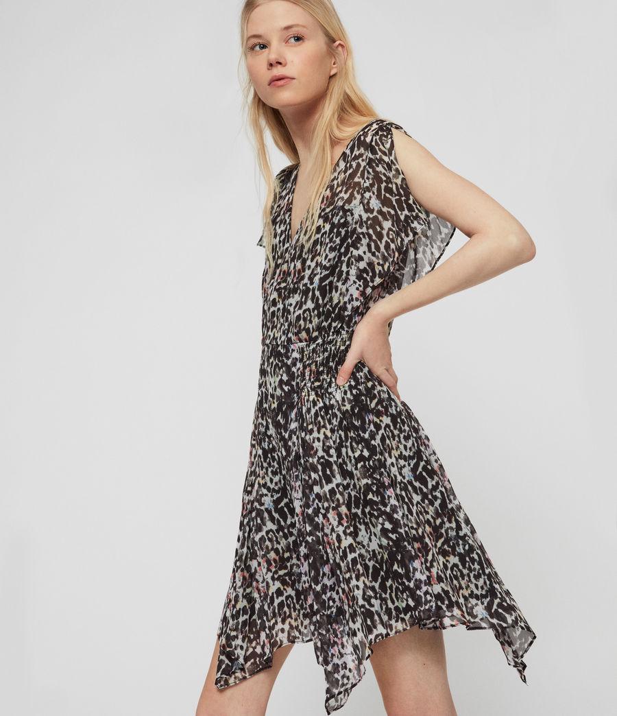 Women's Malley Leofall Dress (black_multi) - Image 2
