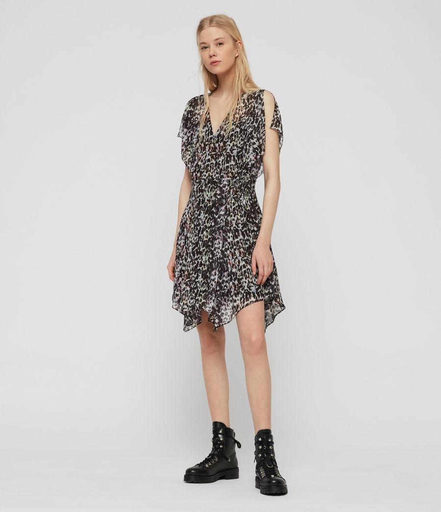 Women's Malley Leofall Dress (black_multi) - Image 3