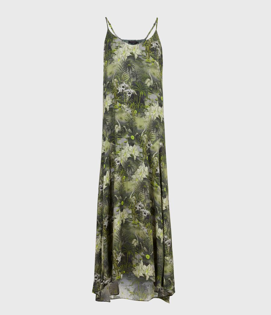 Women's Essey Rejuvenate Dress (green) - Image 2