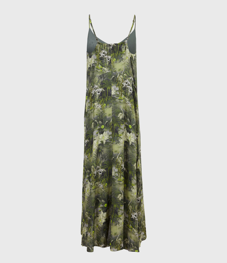 Women's Essey Rejuvenate Dress (green) - Image 3