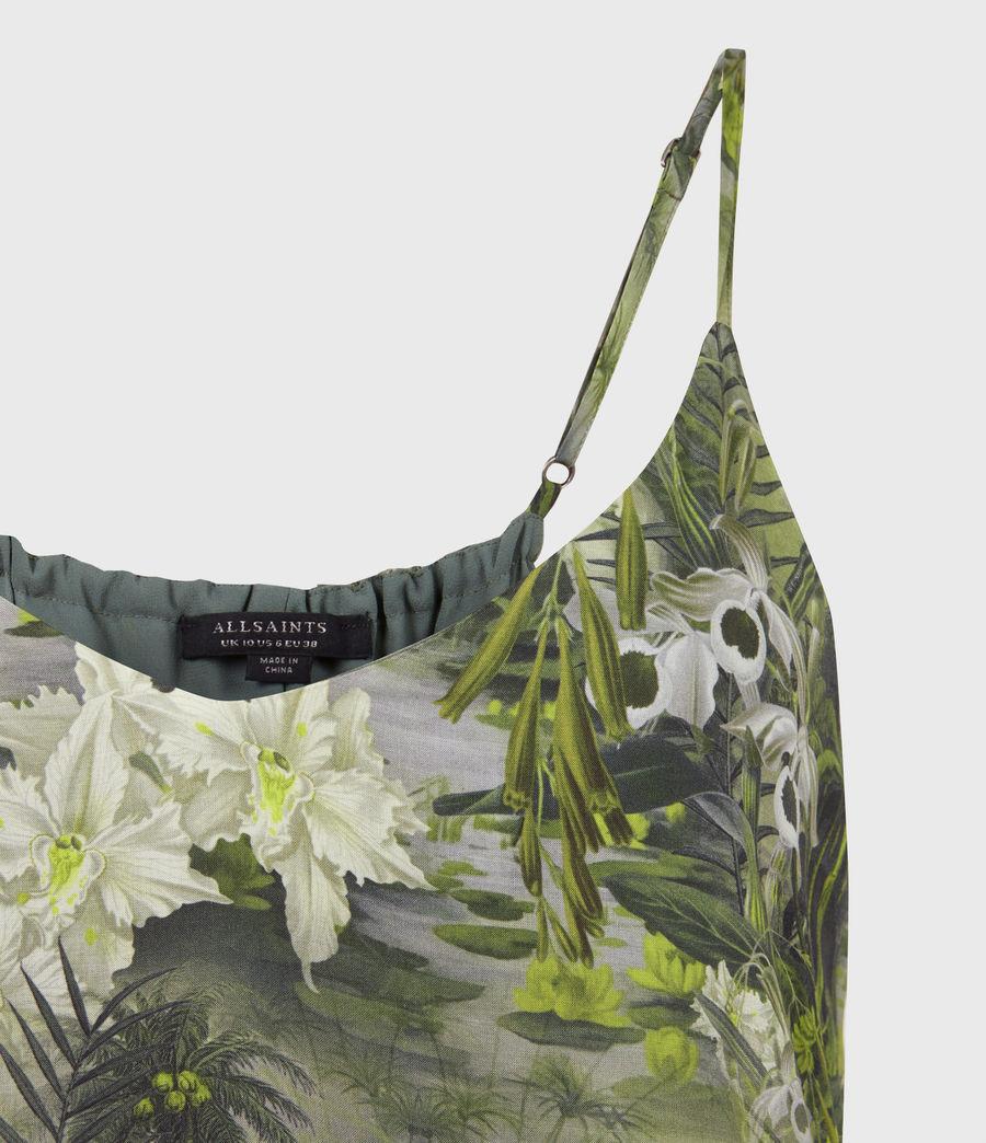 Women's Essey Rejuvenate Dress (green) - Image 5