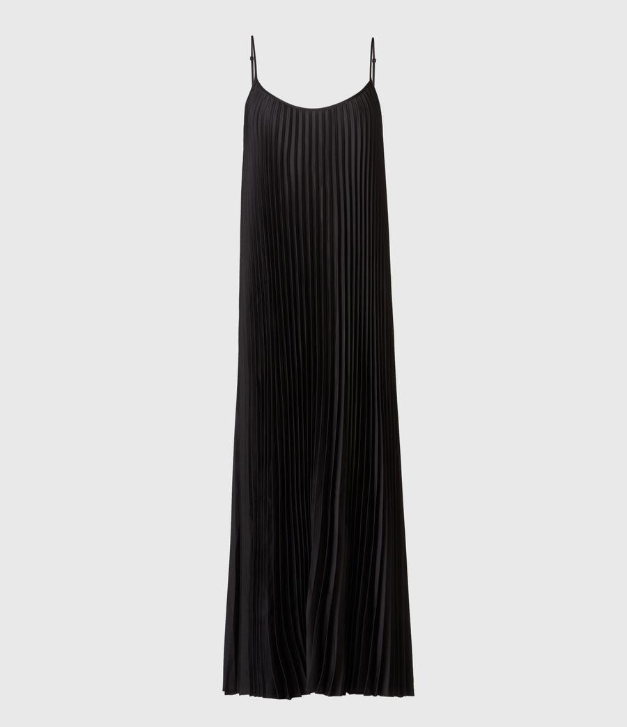 Femmes Robe Lori 2-en-1 (black) - Image 3