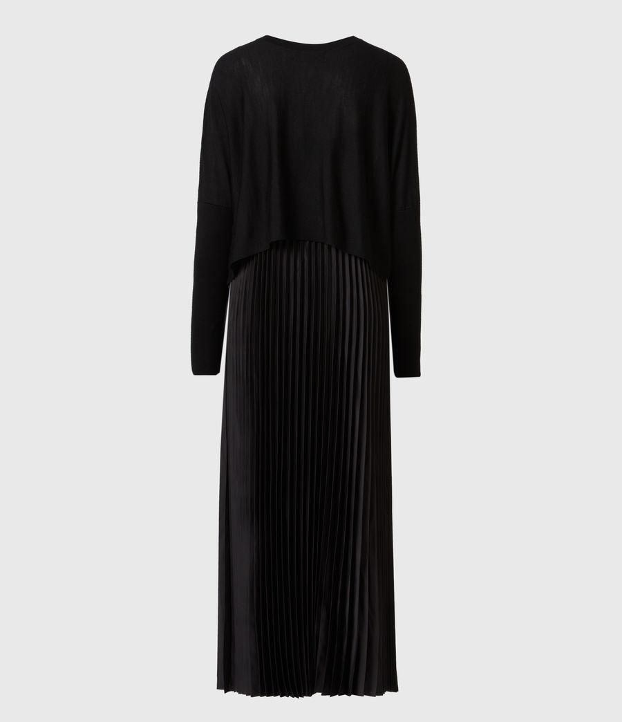 Women's Lori 2-In-1 Dress (black) - Image 4