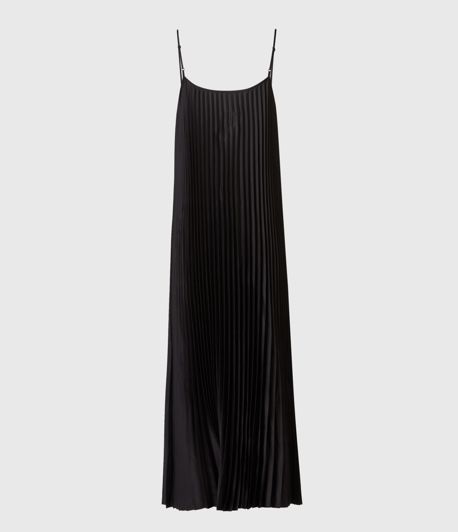 Femmes Robe Lori 2-en-1 (black) - Image 6