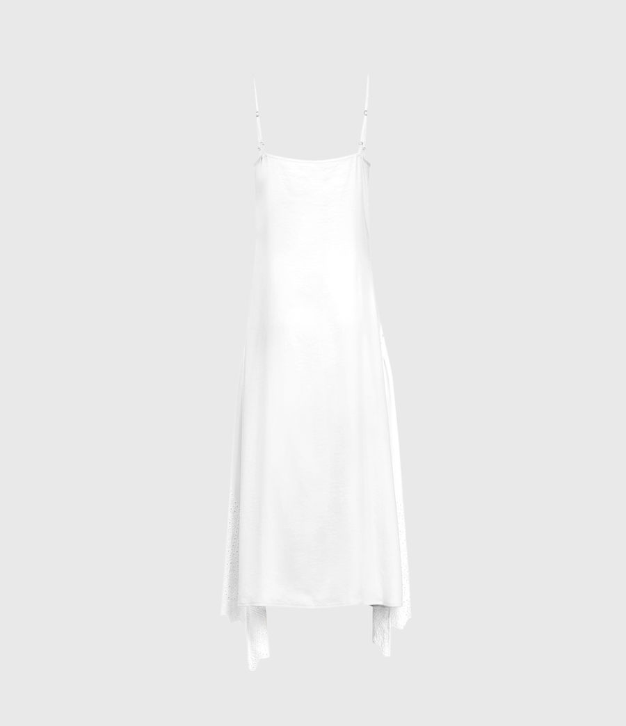 Womens Medina Dress (chalk_white) - Image 2
