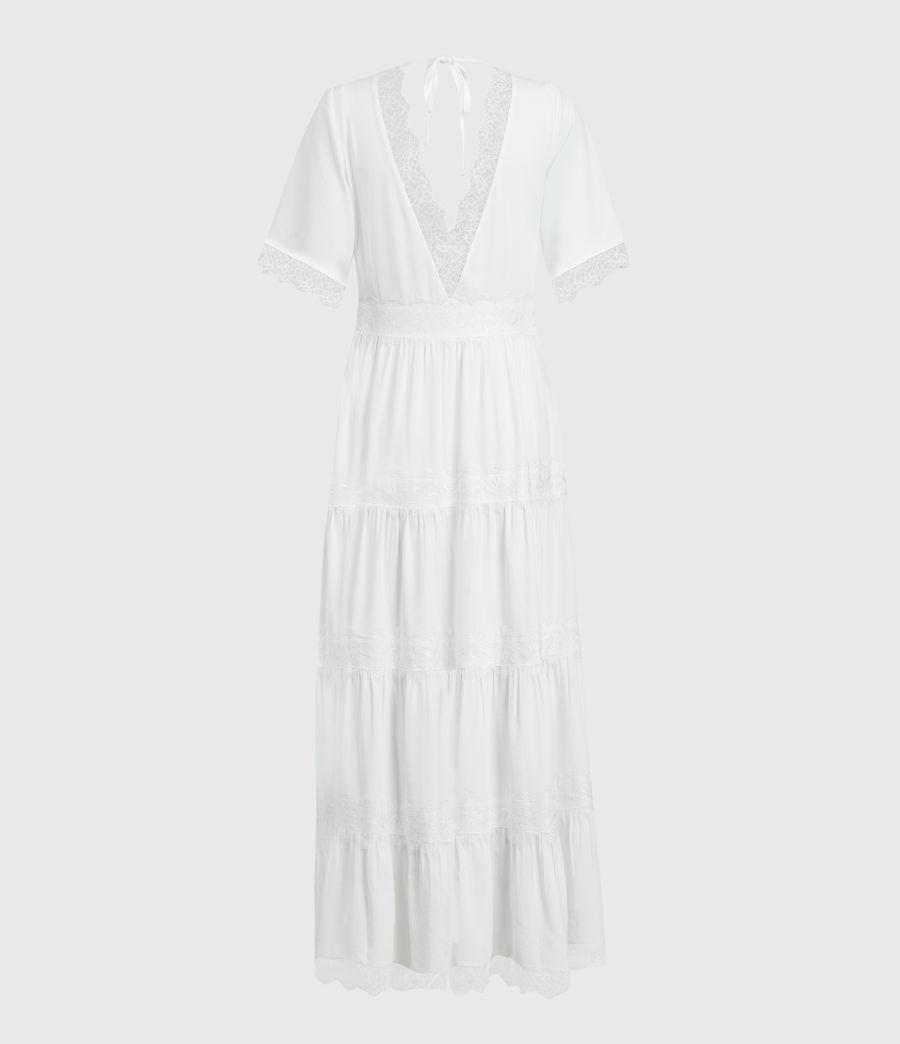 Damen Eris Kleid (chalk_white) - Image 3