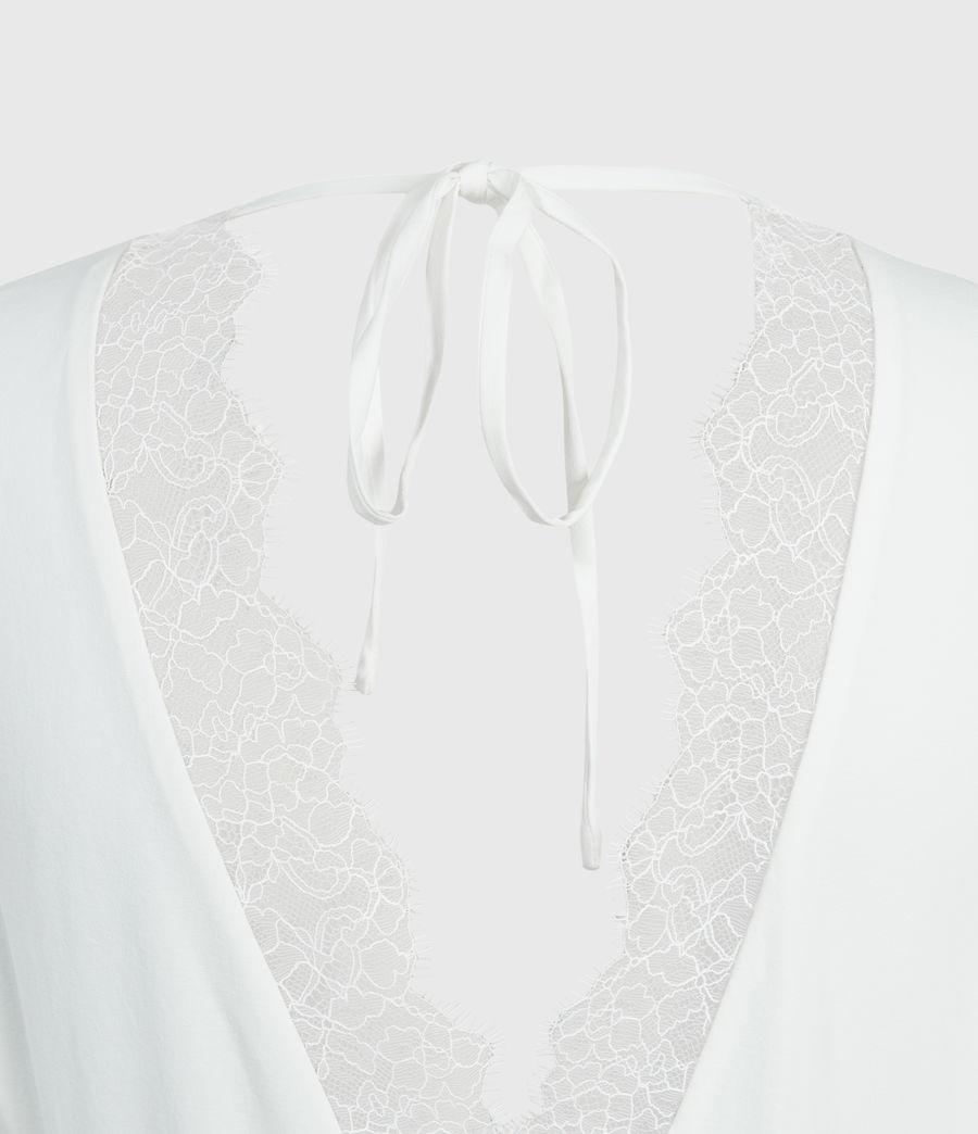 Womens Eris Dress (chalk_white) - Image 5