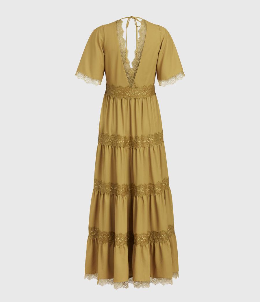 Mujer Eris Dress (pear_green) - Image 2