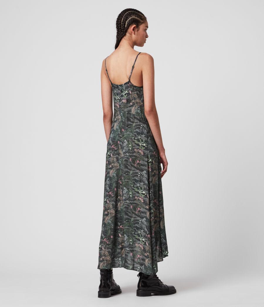 Women's Essie Paradeep Dress (green) - Image 4