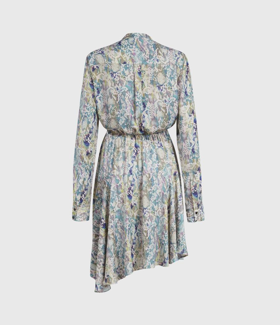Mujer Martina Masala Dress (rainbow_blue) - Image 2