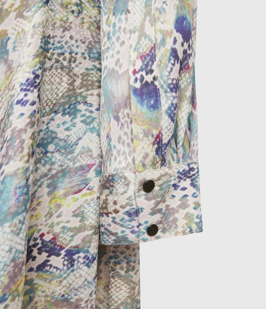 Mujer Martina Masala Dress (rainbow_blue) - Image 4