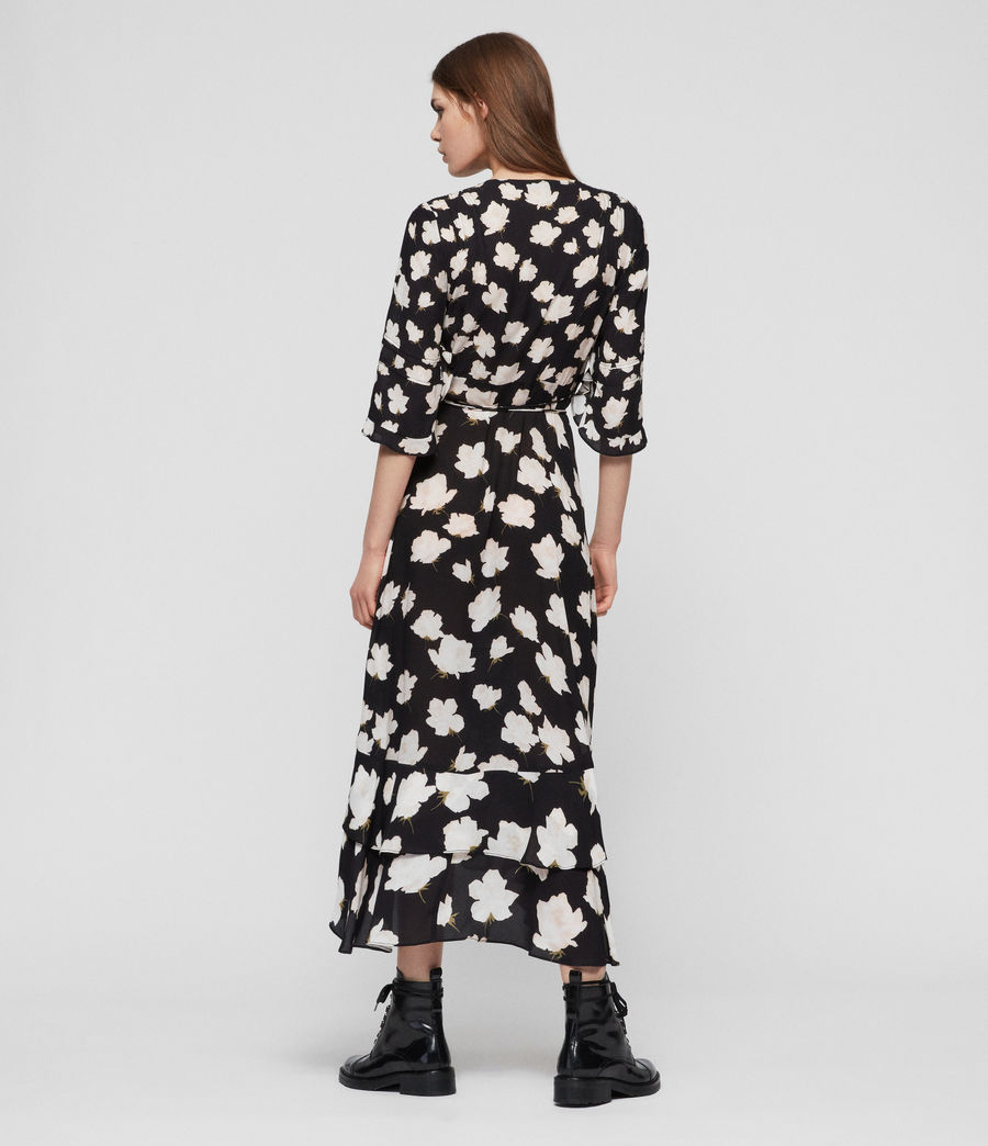 Women's Delana Caro Dress (black) - Image 6