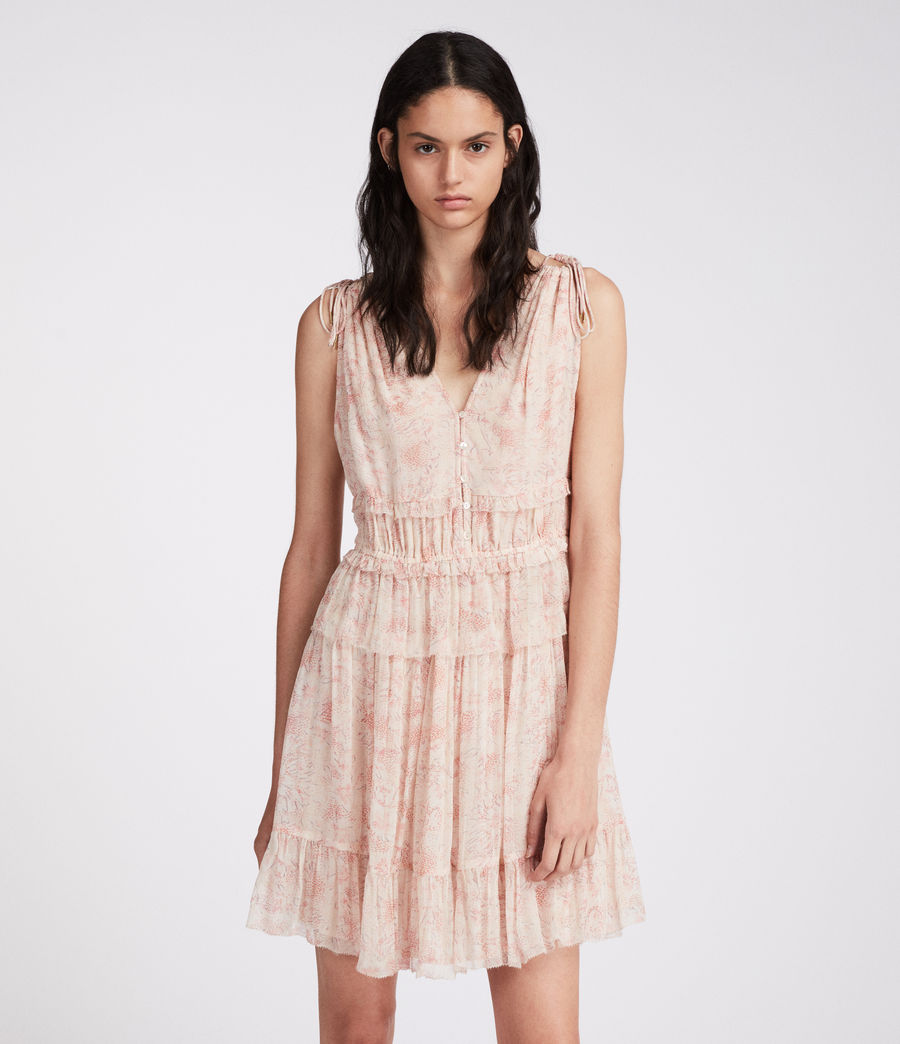 Womens Annie Lanai Dress (light_pink) - Image 1