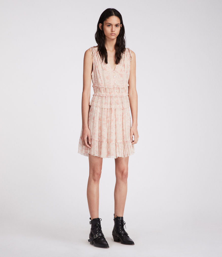 Womens Annie Lanai Dress (light_pink) - Image 3