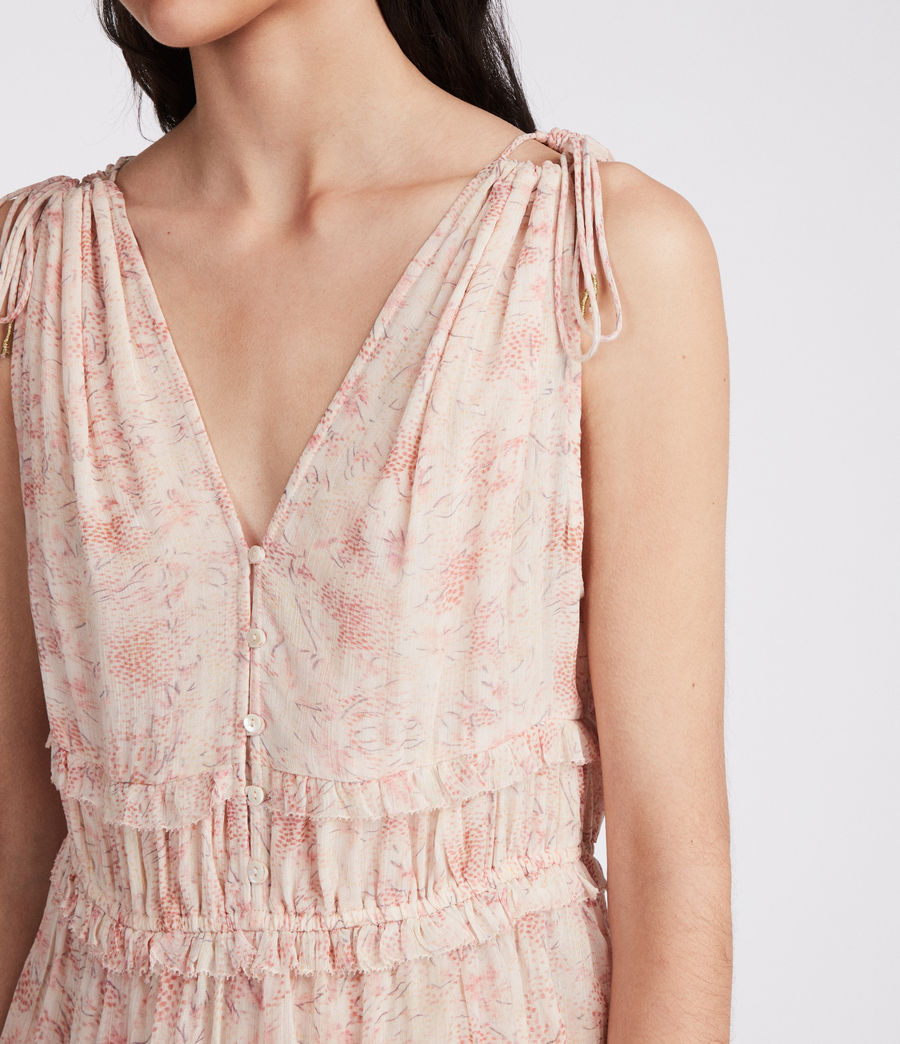 Women's Annie Lanai Dress (light_pink) - Image 4