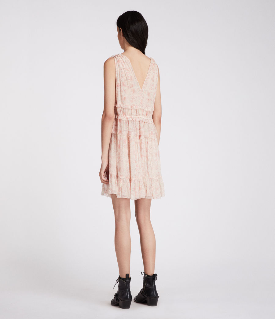 Womens Annie Lanai Dress (light_pink) - Image 7