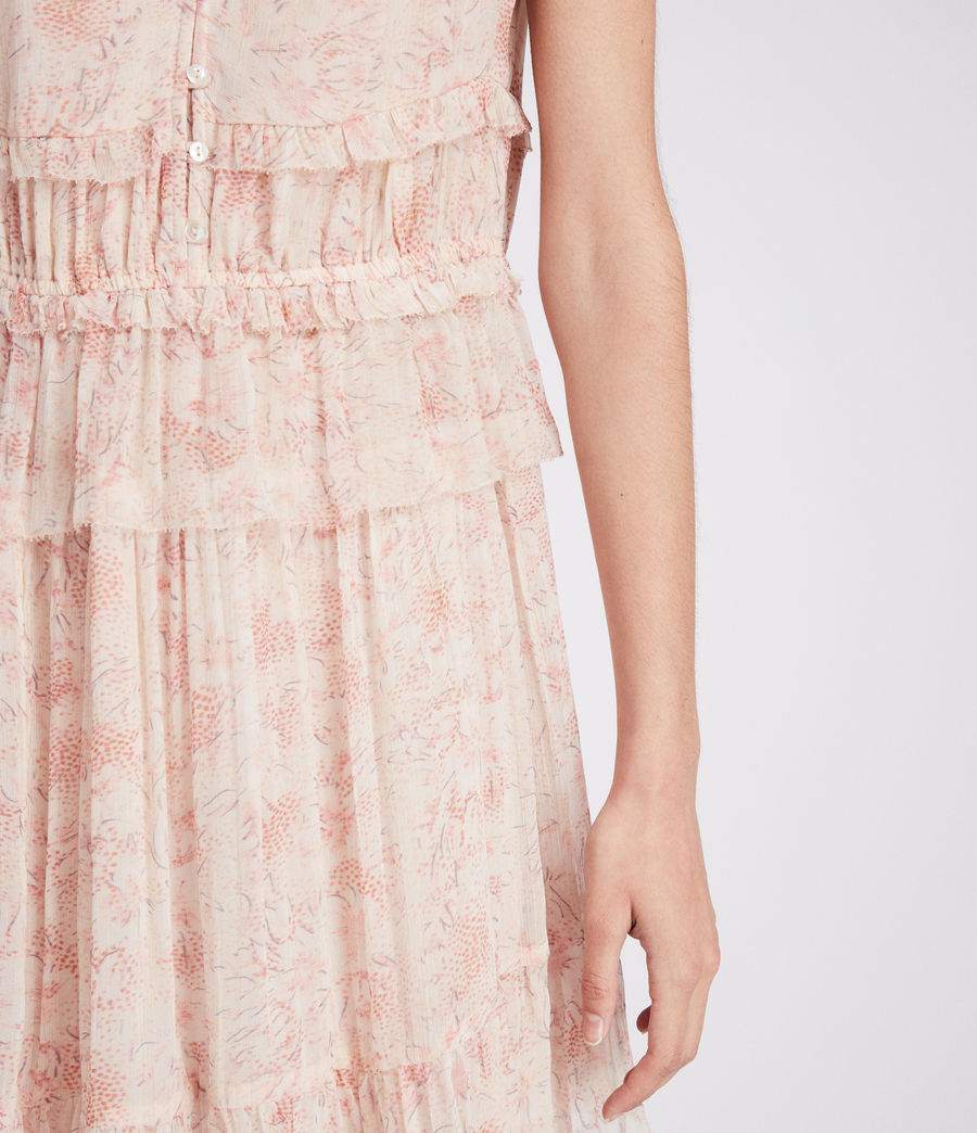 Womens Annie Lanai Dress (light_pink) - Image 8