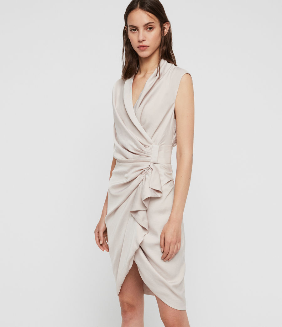 Women's Cancity Dress (pale_pink) - Image 1