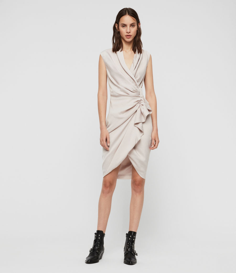 Women's Cancity Dress (pale_pink) - Image 3