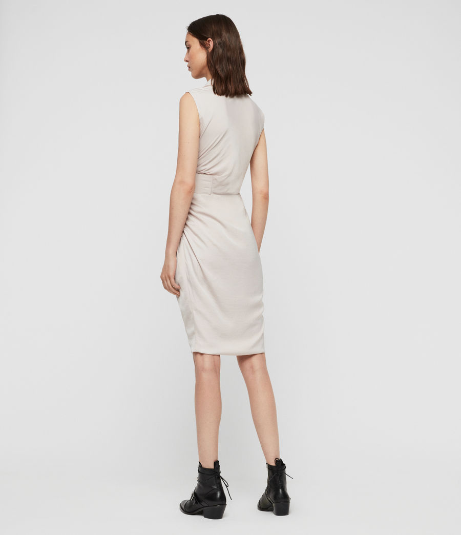 Women's Cancity Dress (pale_pink) - Image 5