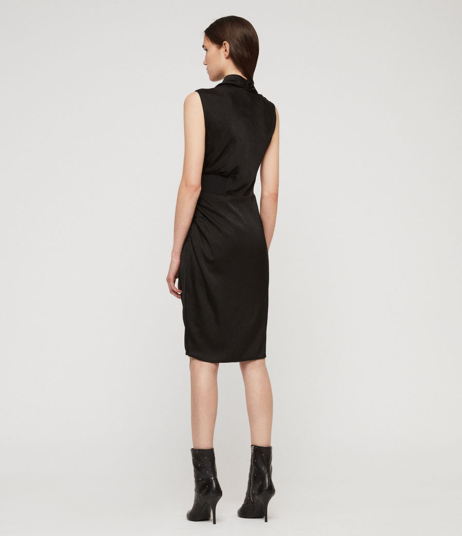 Women's Cancity Dress (black) - Image 6