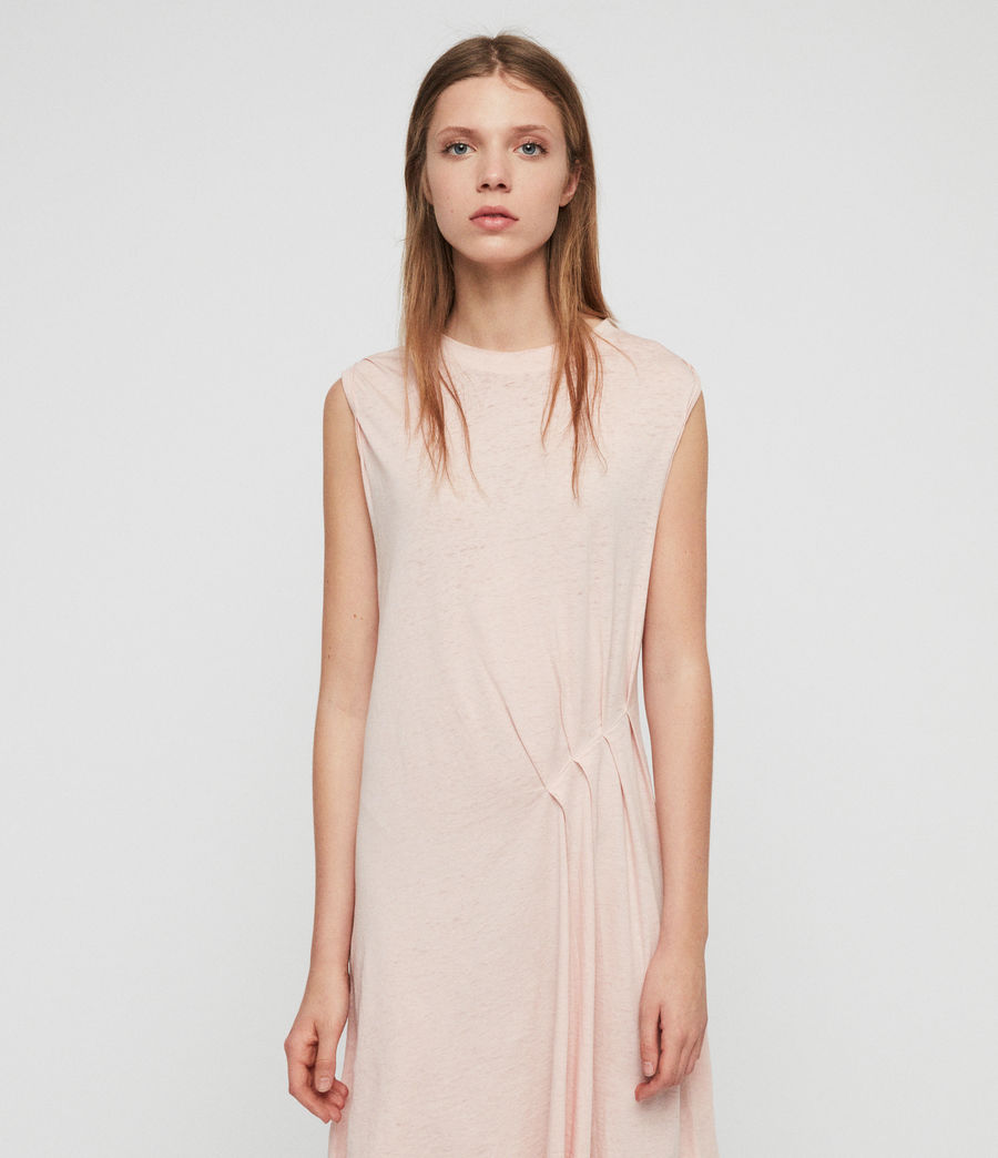 Womens Duma Dress (cami_pink) - Image 3