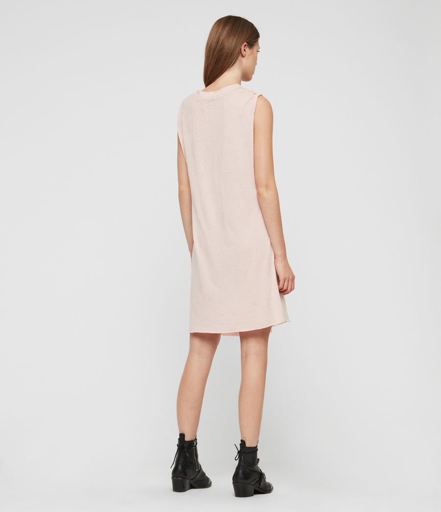 Women's Duma Dress (cami_pink) - Image 6