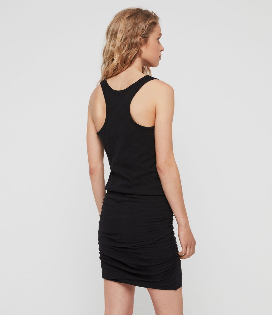 Women's Toby Dress (black) - Image 5