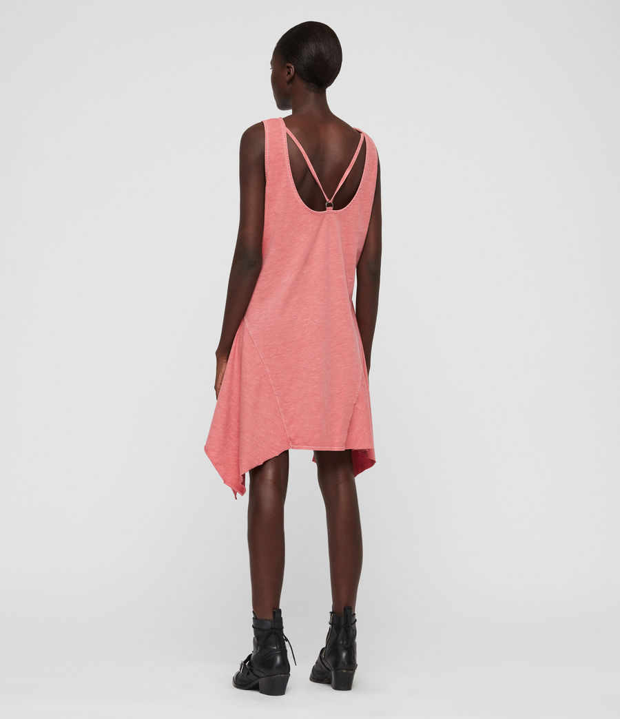 Women's Dewar Dress (azelia_pink) - Image 5