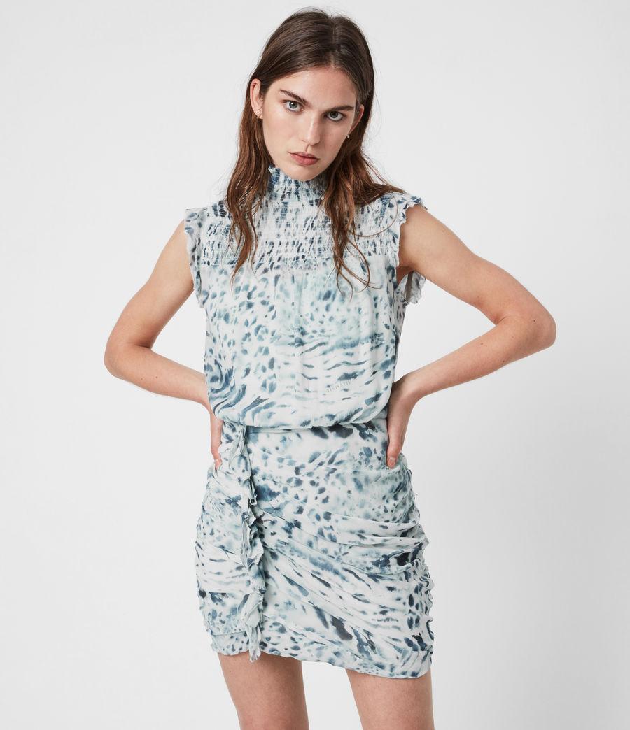 Femmes Elena Perpetua Dress (soft_grey) - Image 4