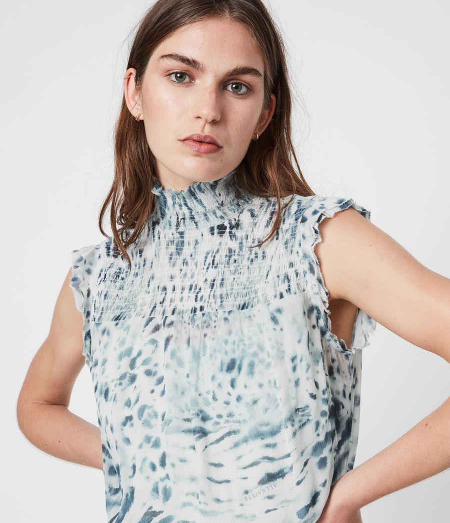 Femmes Elena Perpetua Dress (soft_grey) - Image 6
