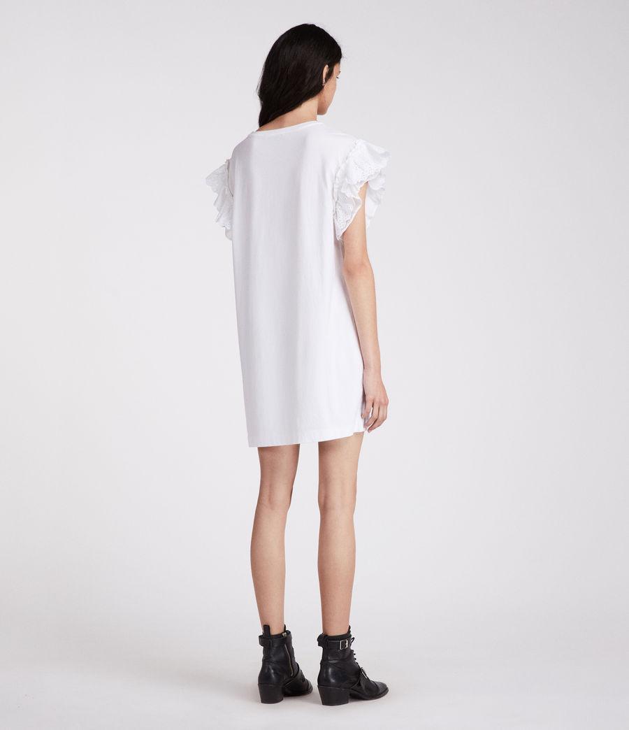 Women's Senna Adelaide Dress (chalk_white) - Image 4